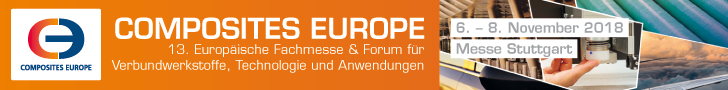 Composite Europe - Messe Stuttgart 2018
